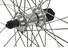 Diverse Baghjul Hjul MTB 26 x 1.75 RM-40 7-speed QR 36L silber s